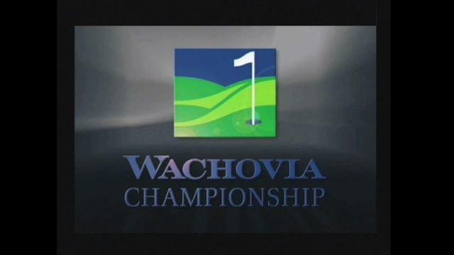 Wachovia Championship – 2005-06 Promo