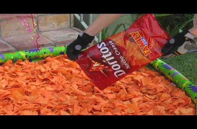 Doritos Super Bowl Spoof