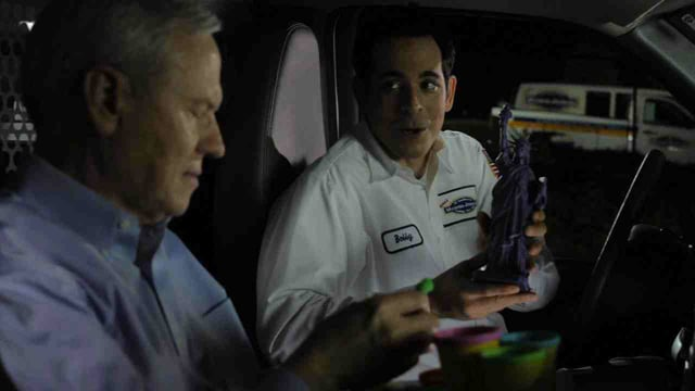 Morris Jenkins: Play-Doh, Faster Button & Santa