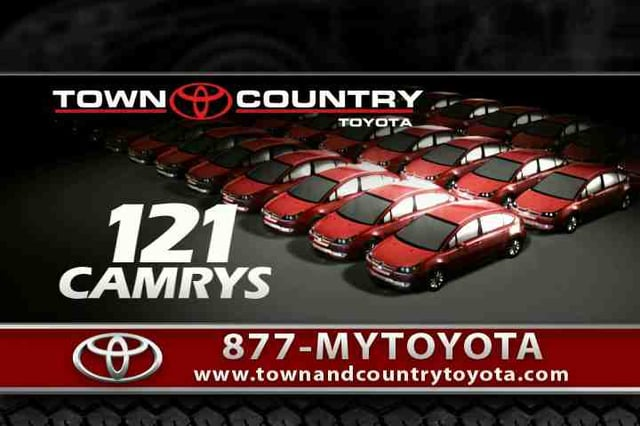 Town and Country Toyota – Promo - 4W Productions