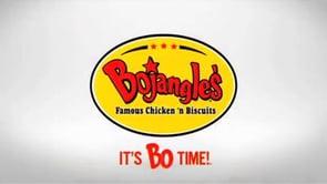 "Bojangles: ""Deck The Growls"" Spot"