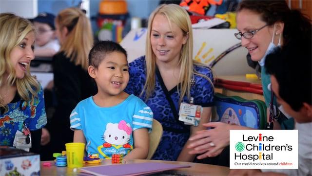 Levine Children's Hospital – PSA