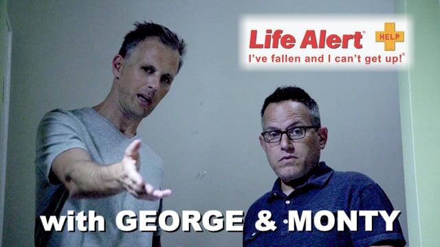 Life Alert w/ George & Monty